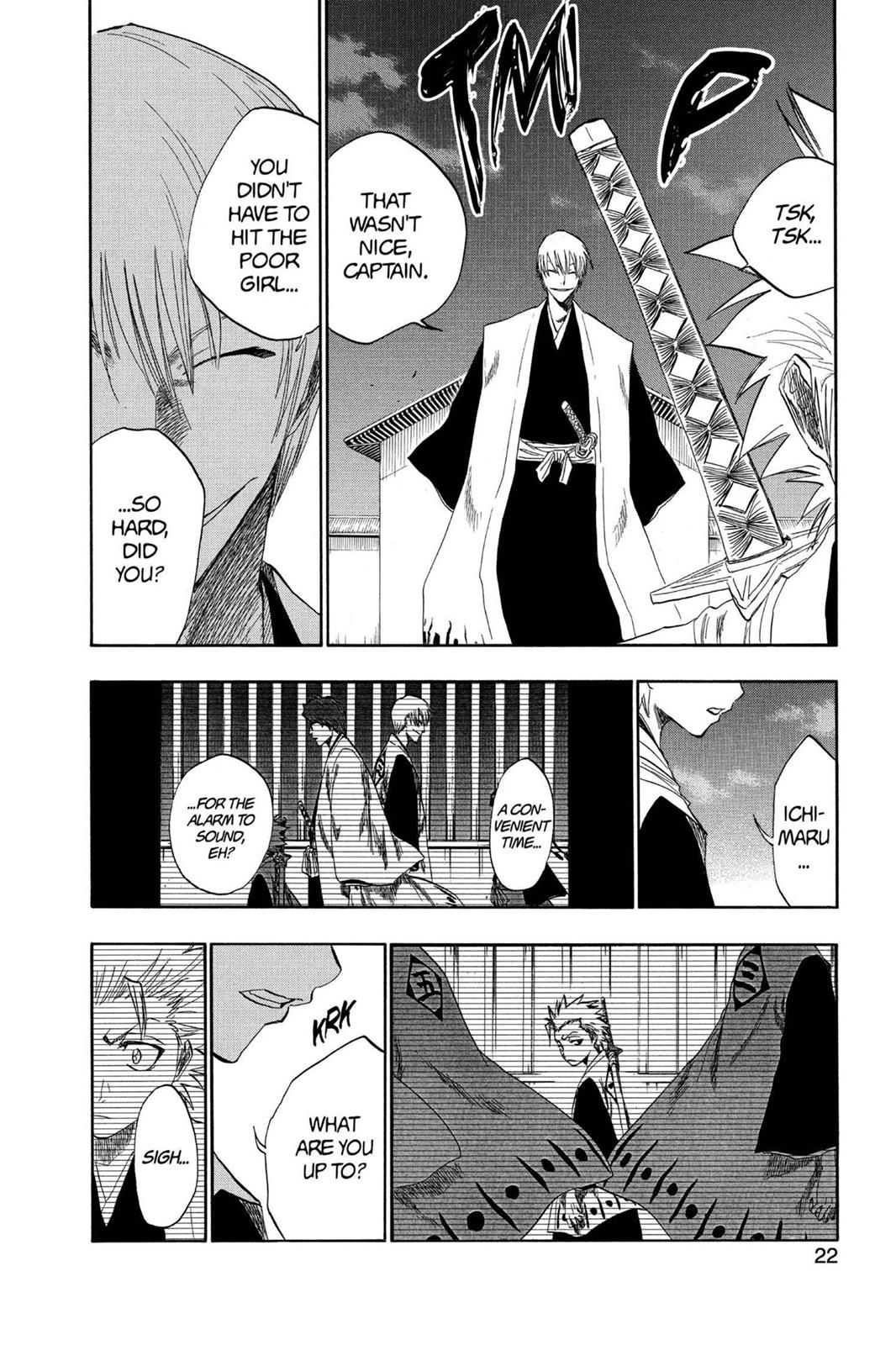 Bleach, Chapter 131 image 023