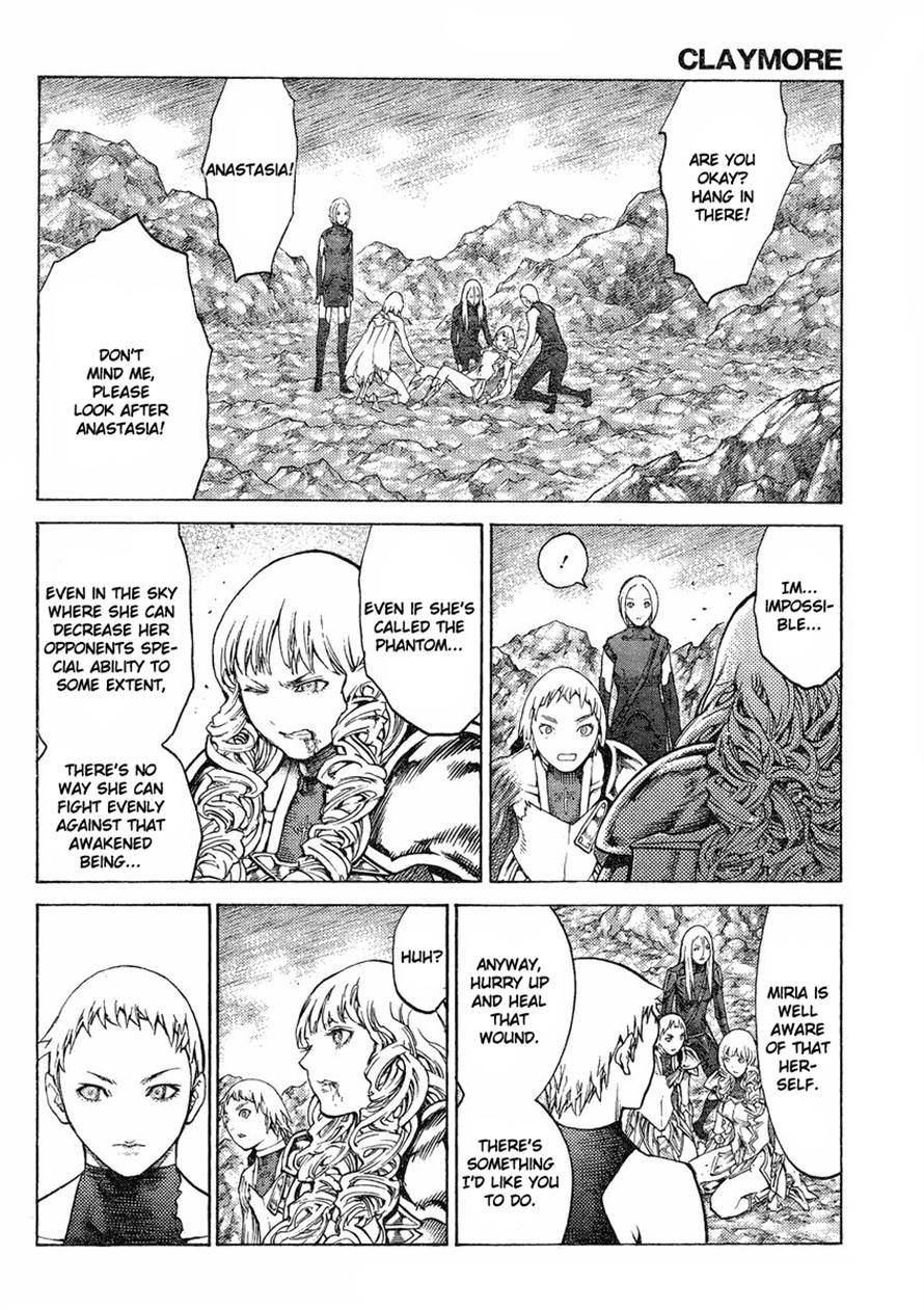Claymore, Chapter 123 image 030