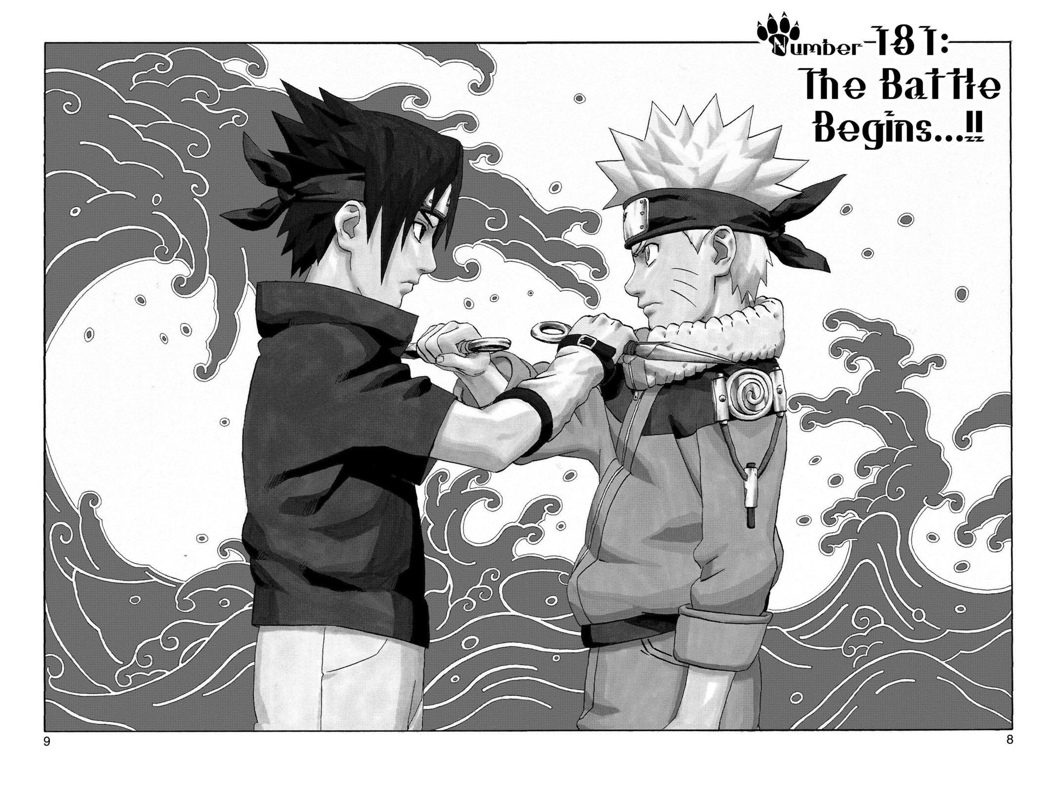 Naruto, Chapter 181 image 009