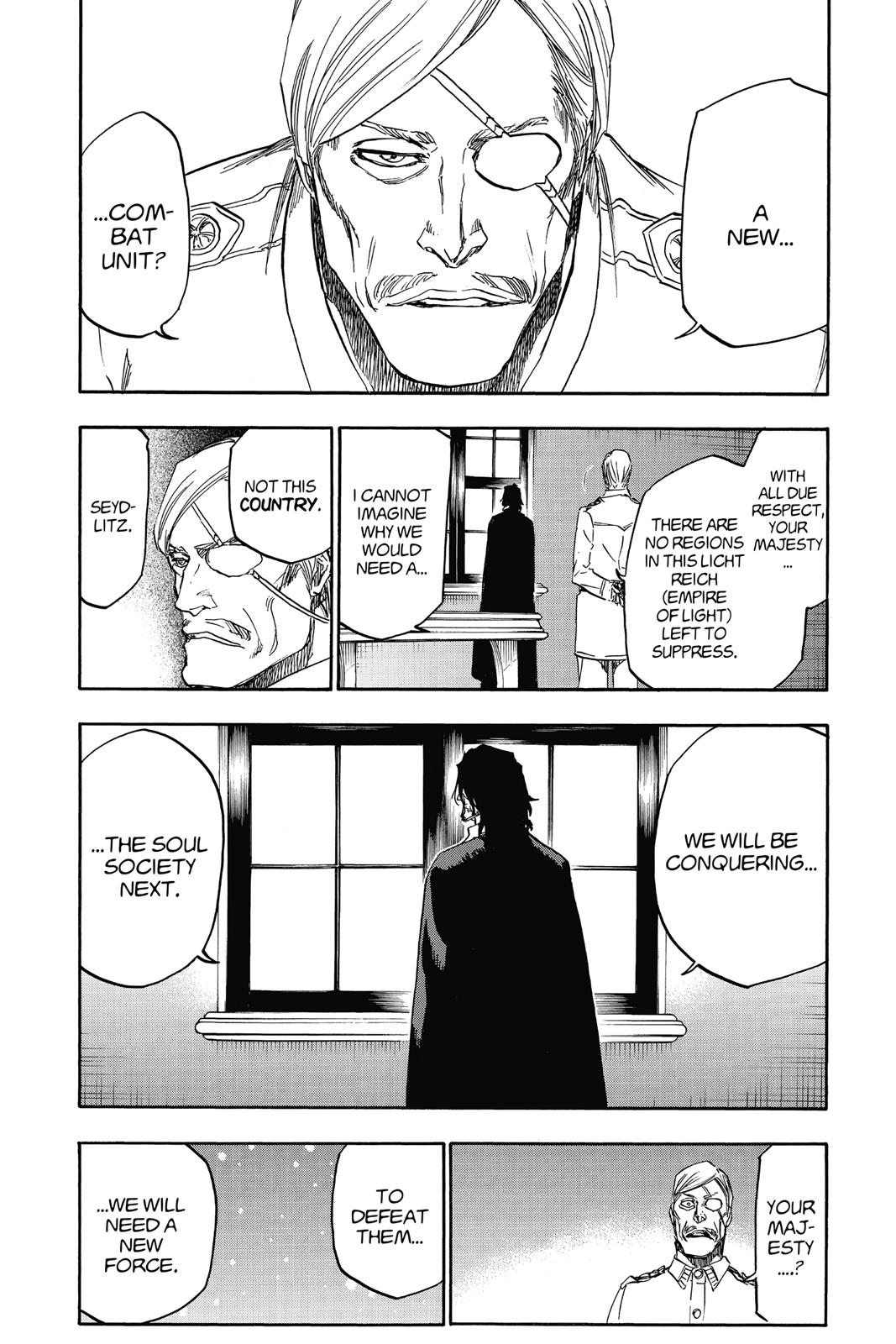 Bleach, Chapter 631 image 016