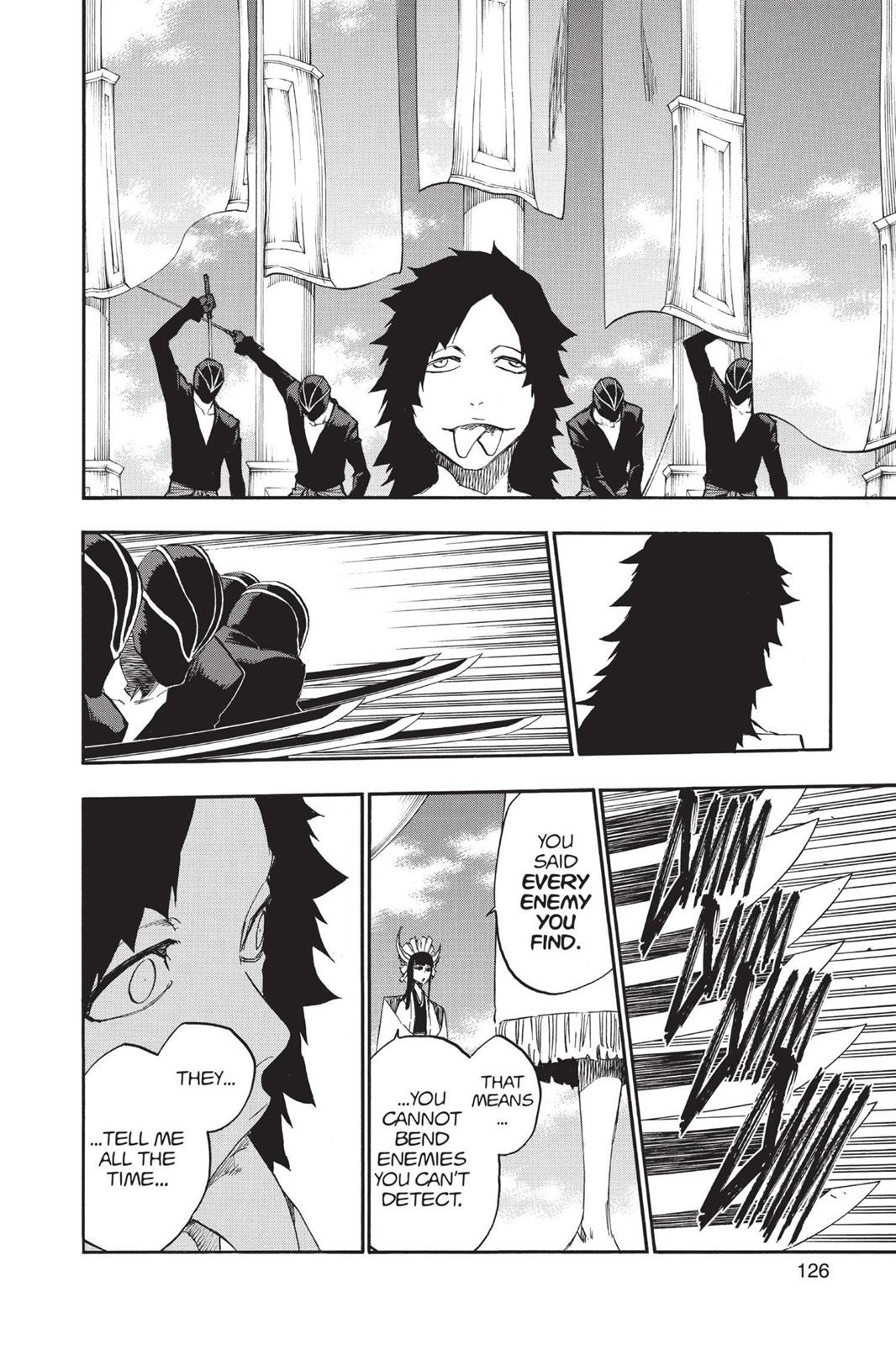 Bleach, Chapter 598 image 012