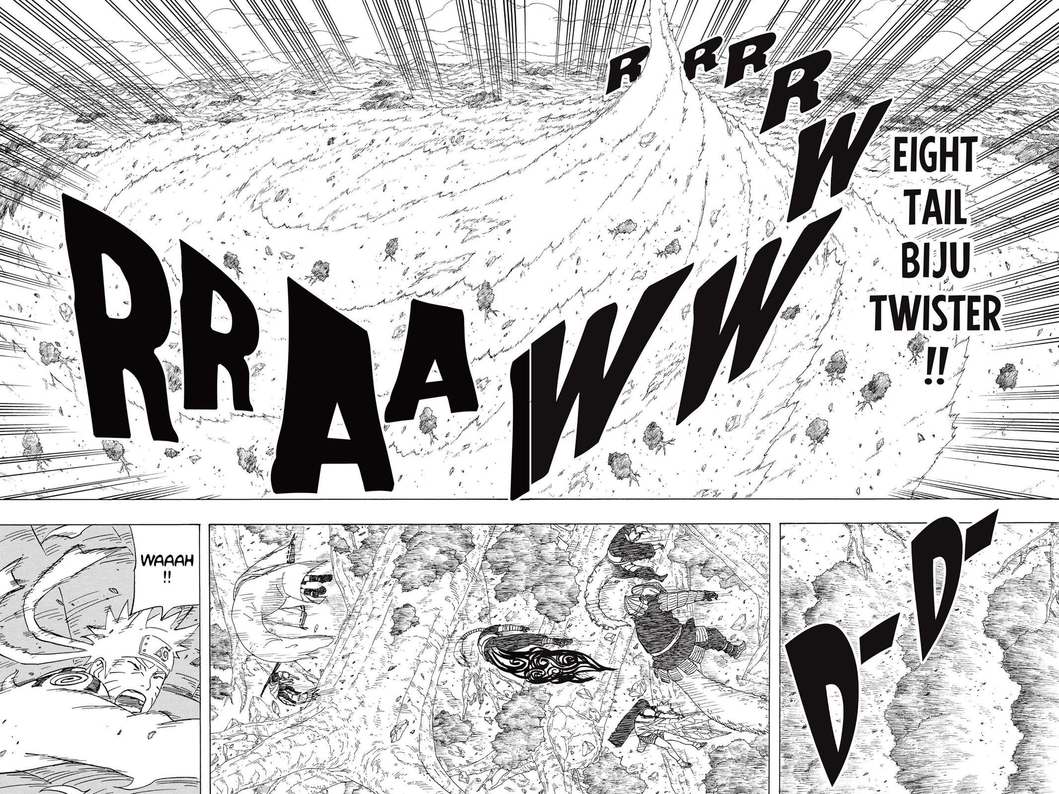 Naruto, Chapter 566 image 009