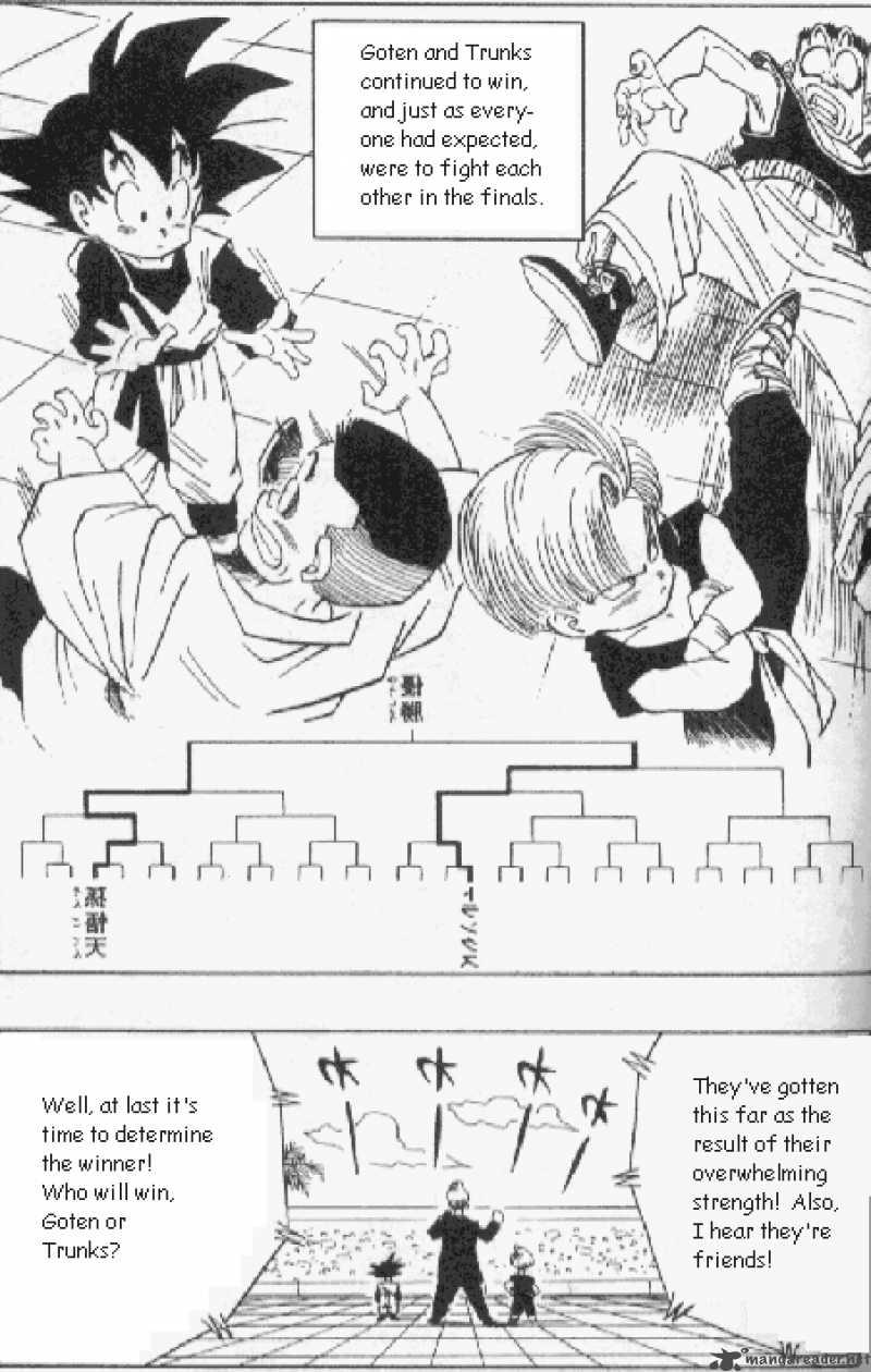 Dragon Ball, Chapter 434 image 006