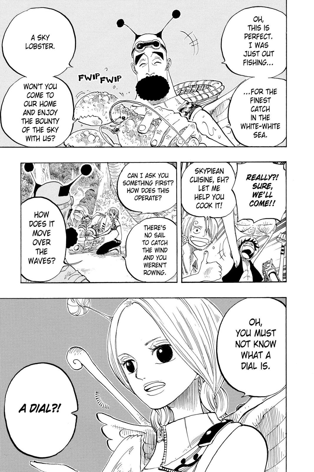 One Piece, Chapter 239 image 017