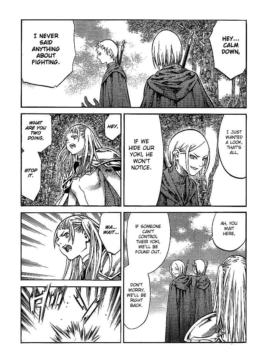 Claymore, Chapter 86 image 017