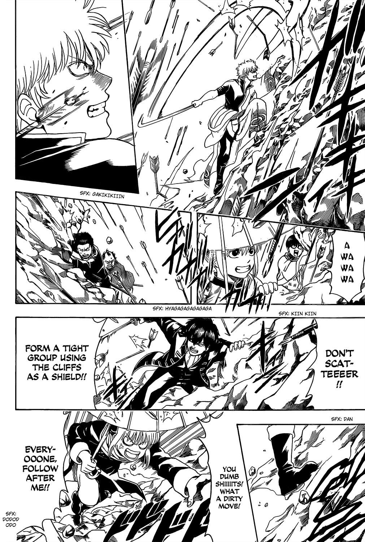 Gintama Chapter, 534 image 014