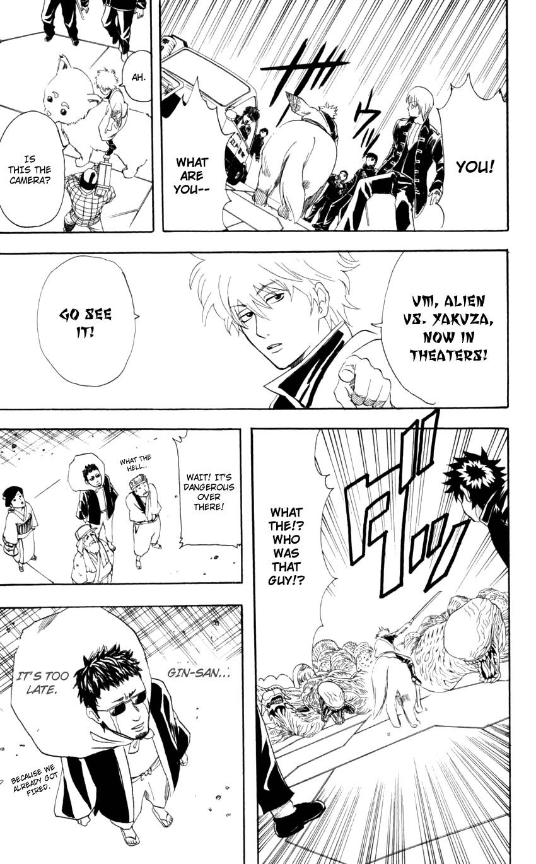 Gintama Chapter, 60 image 020