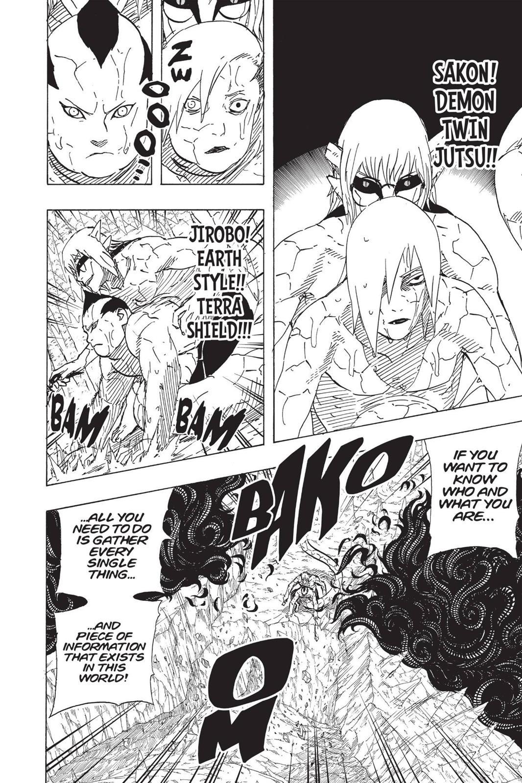 Naruto, Chapter 585 image 004