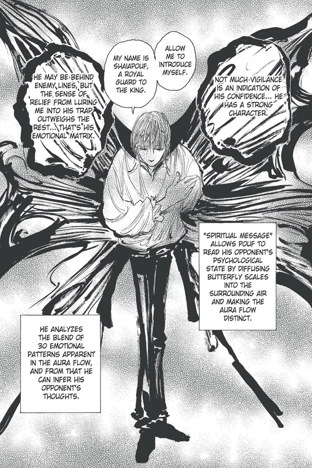 Hunter X Hunter, Chapter 273 image 003