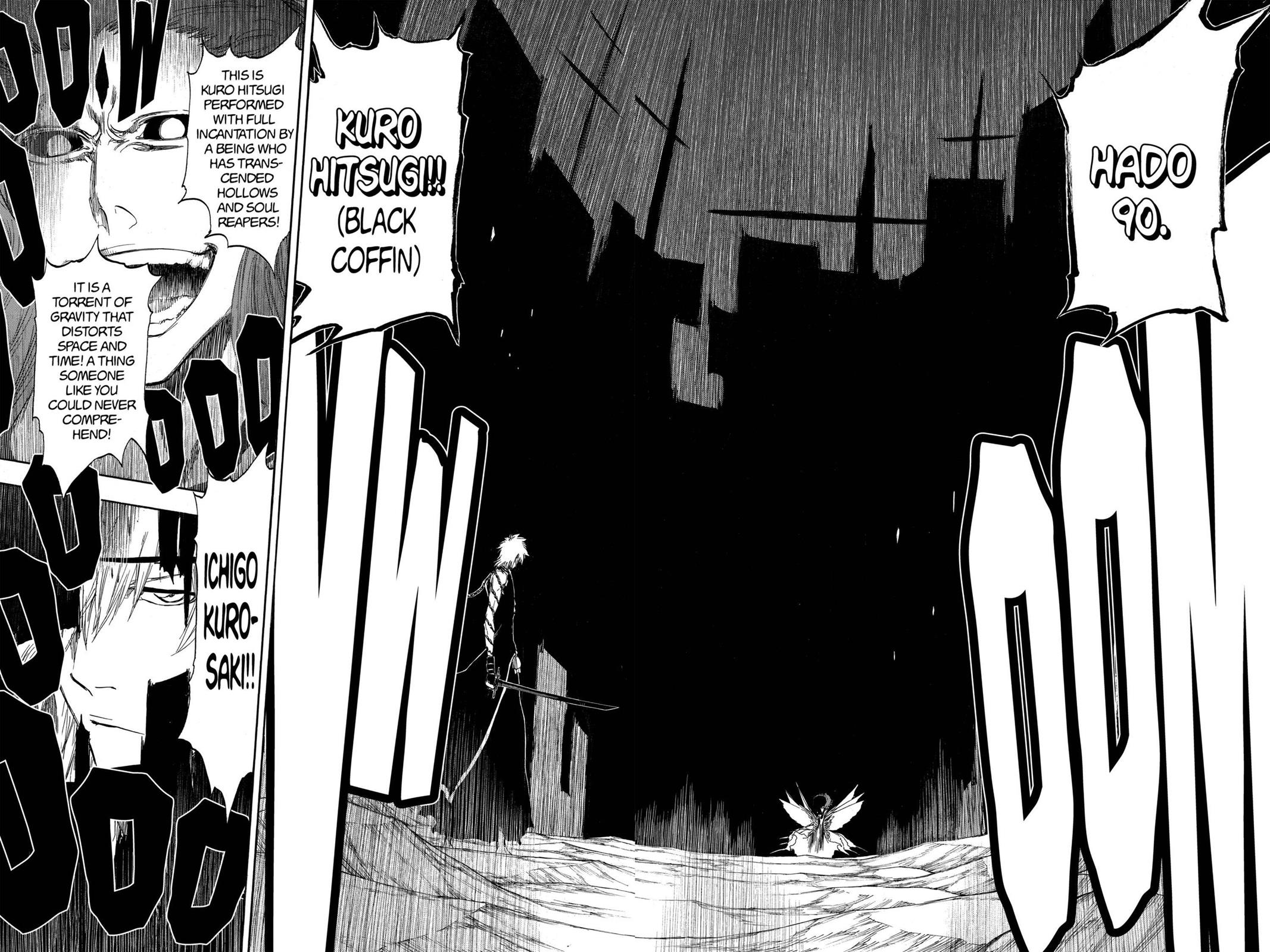 Bleach, Chapter 418 image 016