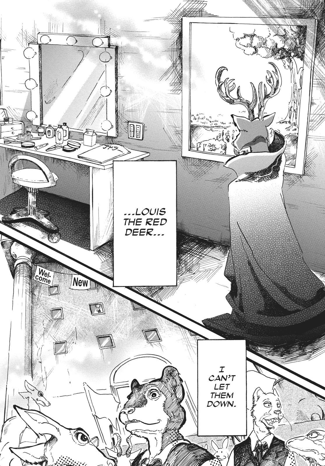Beastars Manga, Chapter 12 image 003