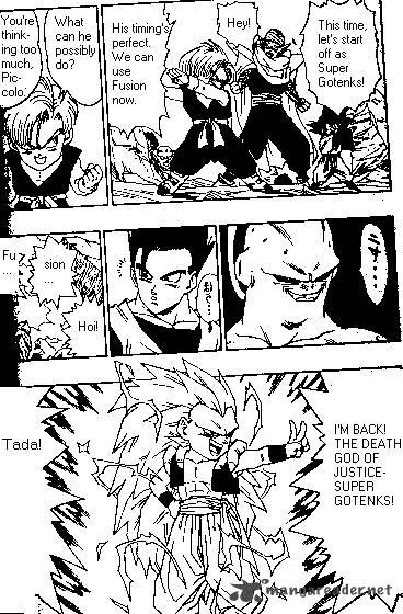 Dragon Ball, Chapter 500 image 005