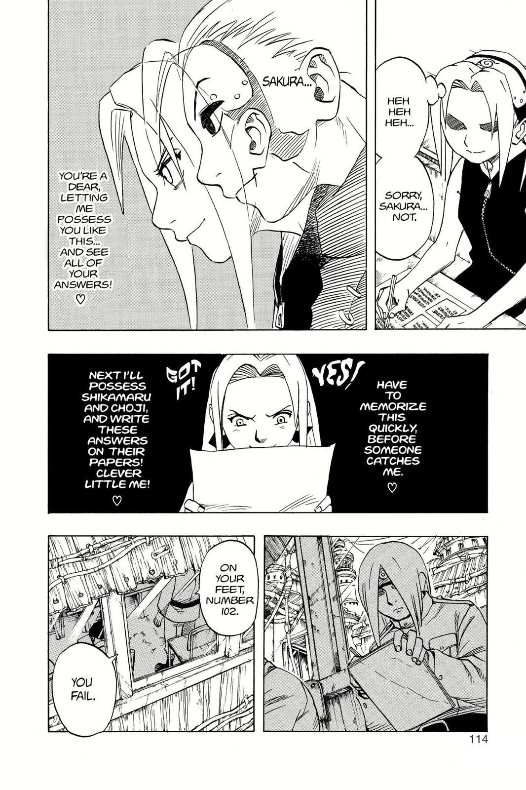 Naruto, Chapter 42 image 010