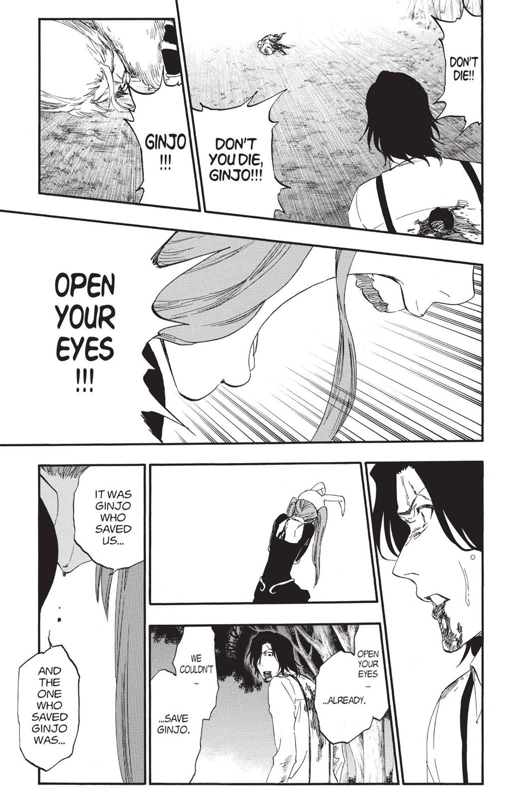Bleach, Chapter 477 image 017