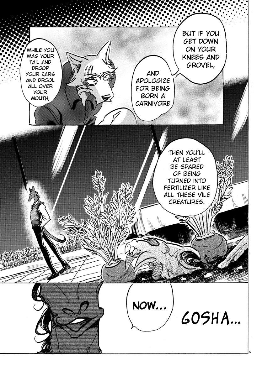 Beastars Manga, Chapter 118 image 005