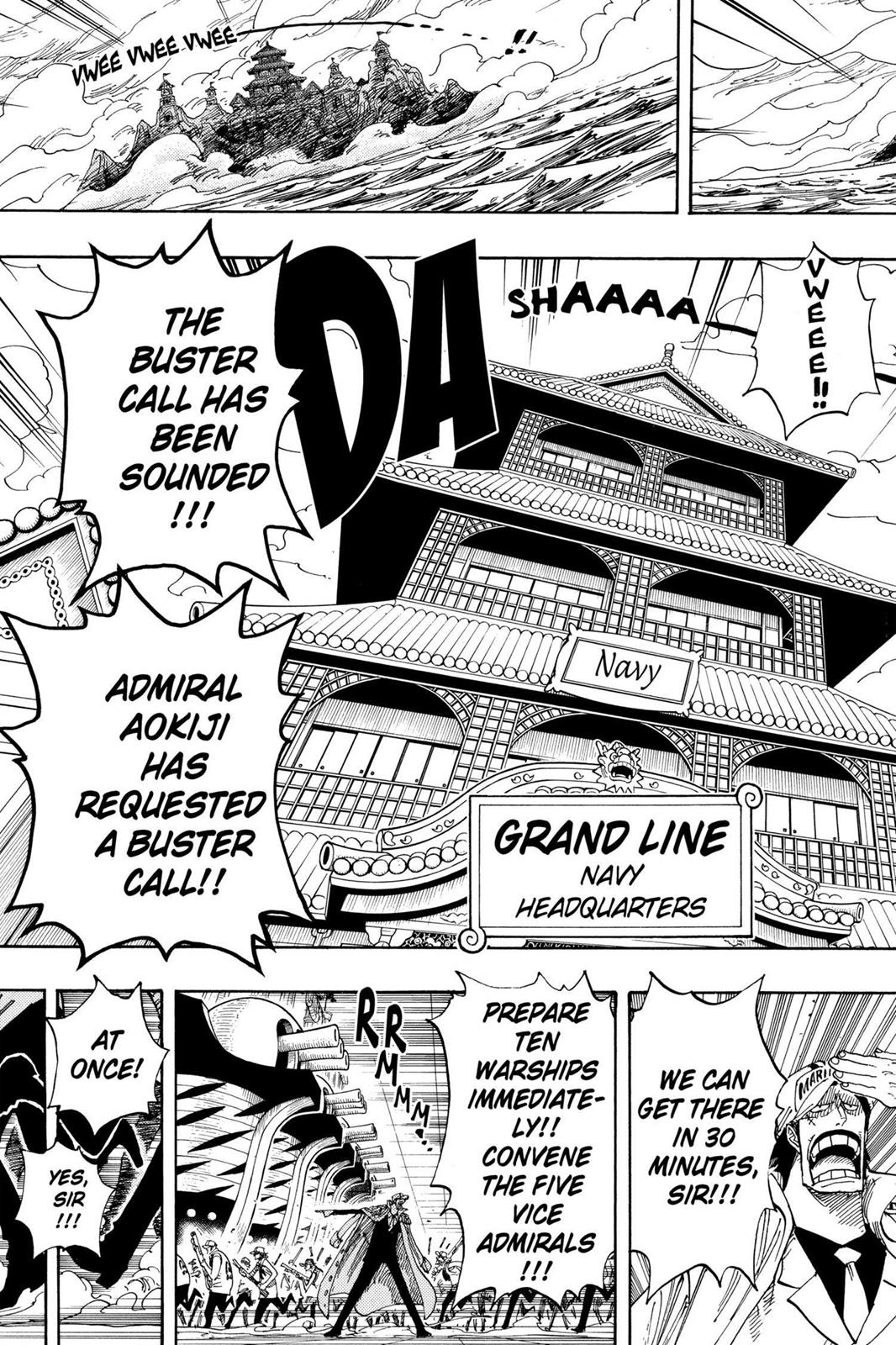 One Piece, Chapter 409 image 007