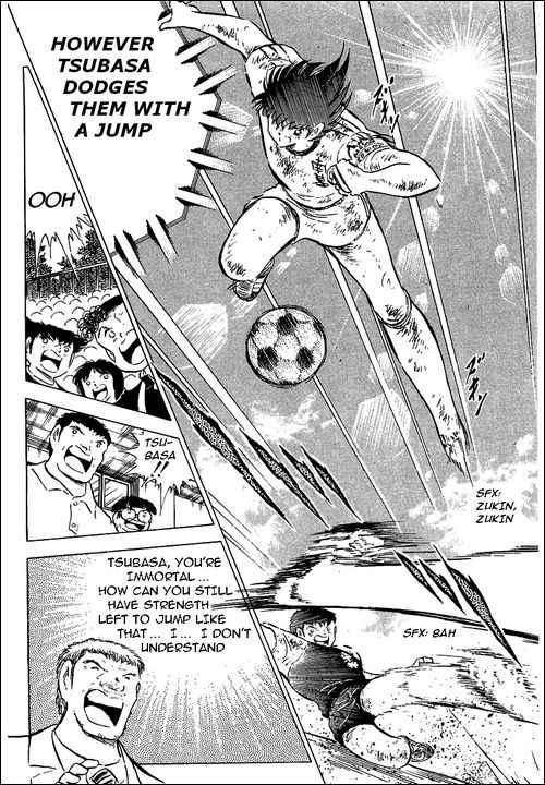 Captain Tsubasa, Chapter 82 image 004