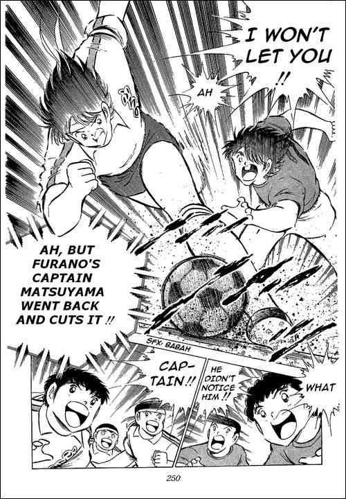 Captain Tsubasa, Chapter 71 image 032