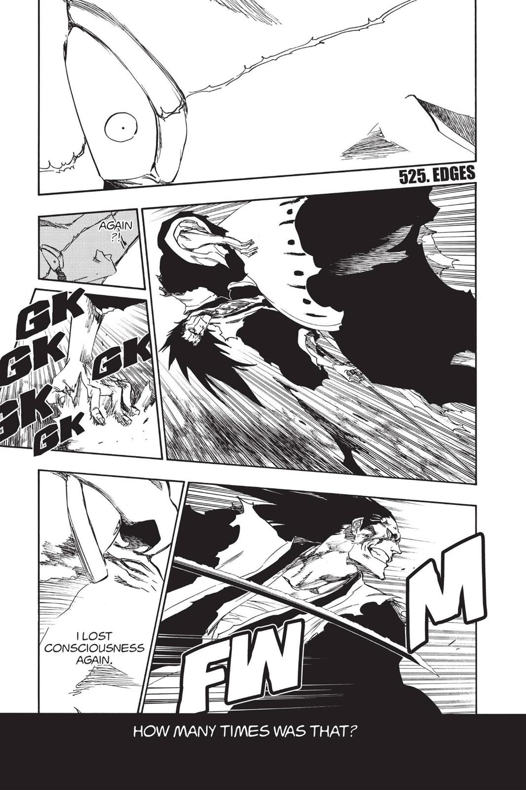 Bleach, Chapter 525 image 001