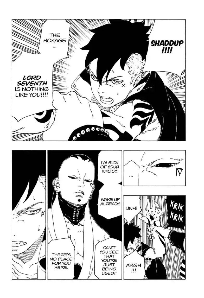 Boruto Manga, Chapter 36 image 035