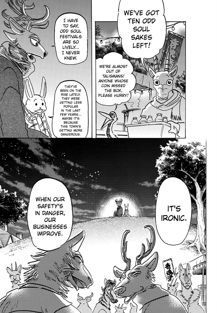 Beastars Manga, Chapter 166 image 017