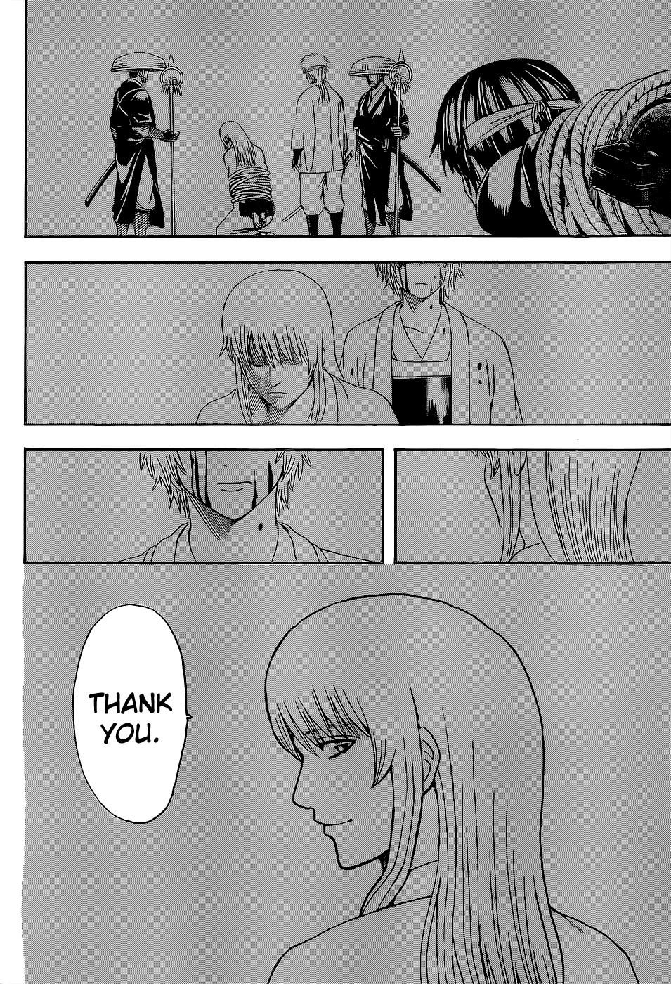 Gintama Chapter, 519 image 018