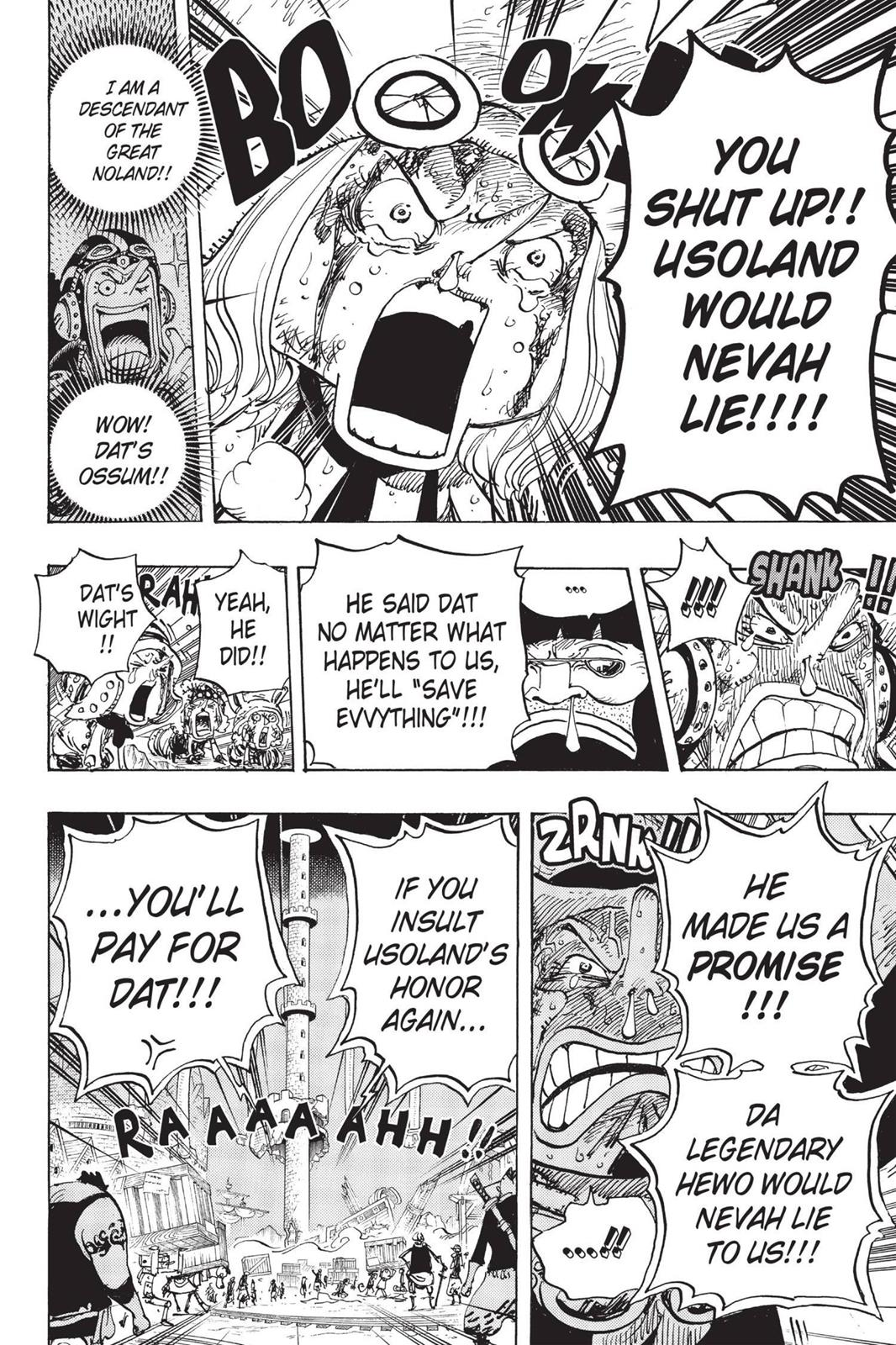 One Piece, Chapter 741 image 009
