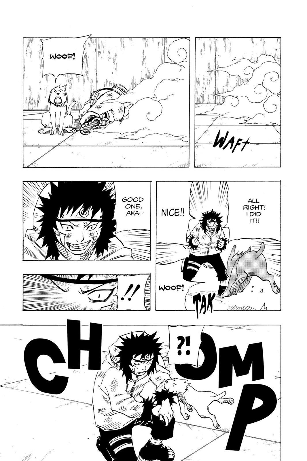 Naruto, Chapter 75 image 016