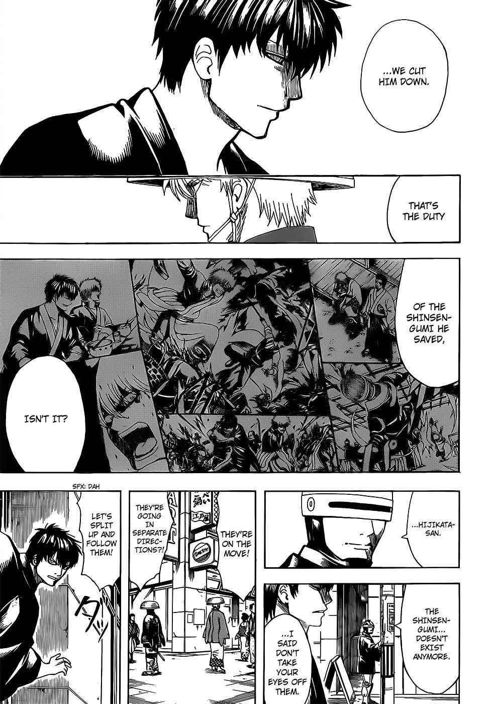 Gintama Chapter, 683 image 015
