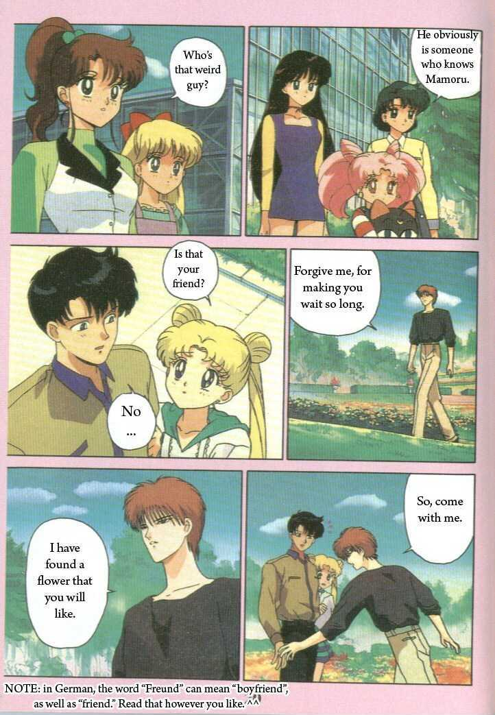 Sailor Moon, Cahpter 18 image 058