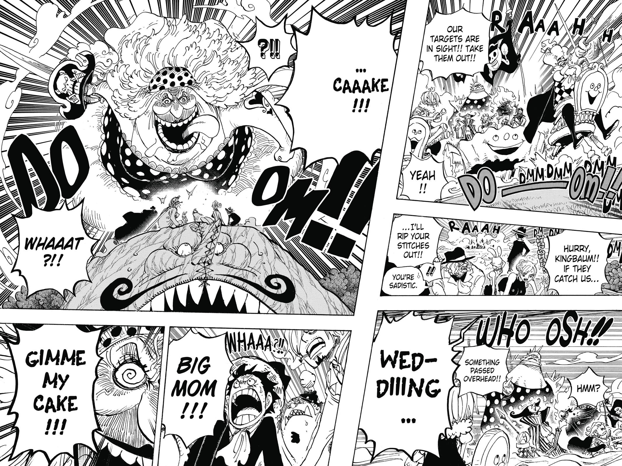 One Piece, Chapter 873 image 015