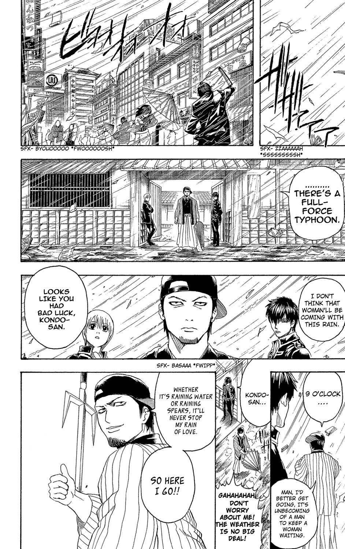Gintama Chapter, 313 image 004