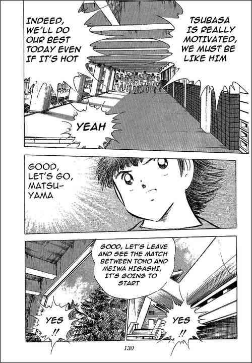 Captain Tsubasa, Chapter 69 image 007