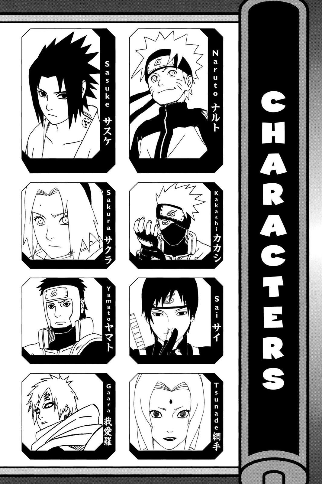 Naruto, Chapter 545 image 005