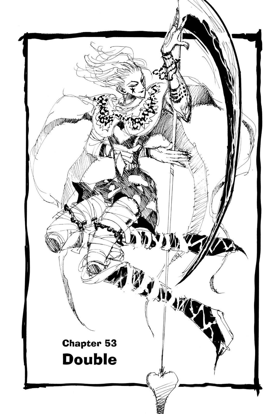 Hunter X Hunter, Chapter 53 image 002