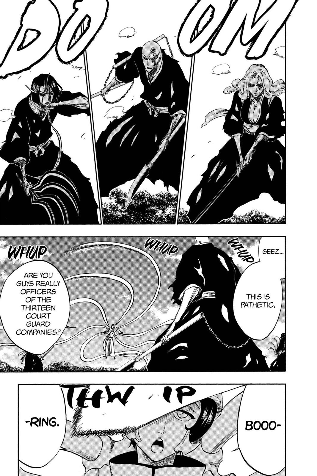 Bleach, Chapter 233 image 007