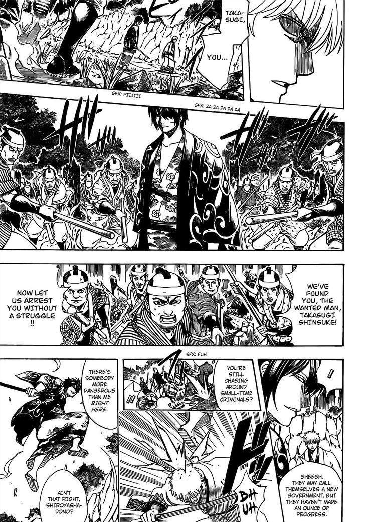 Gintama Chapter, 673 image 011