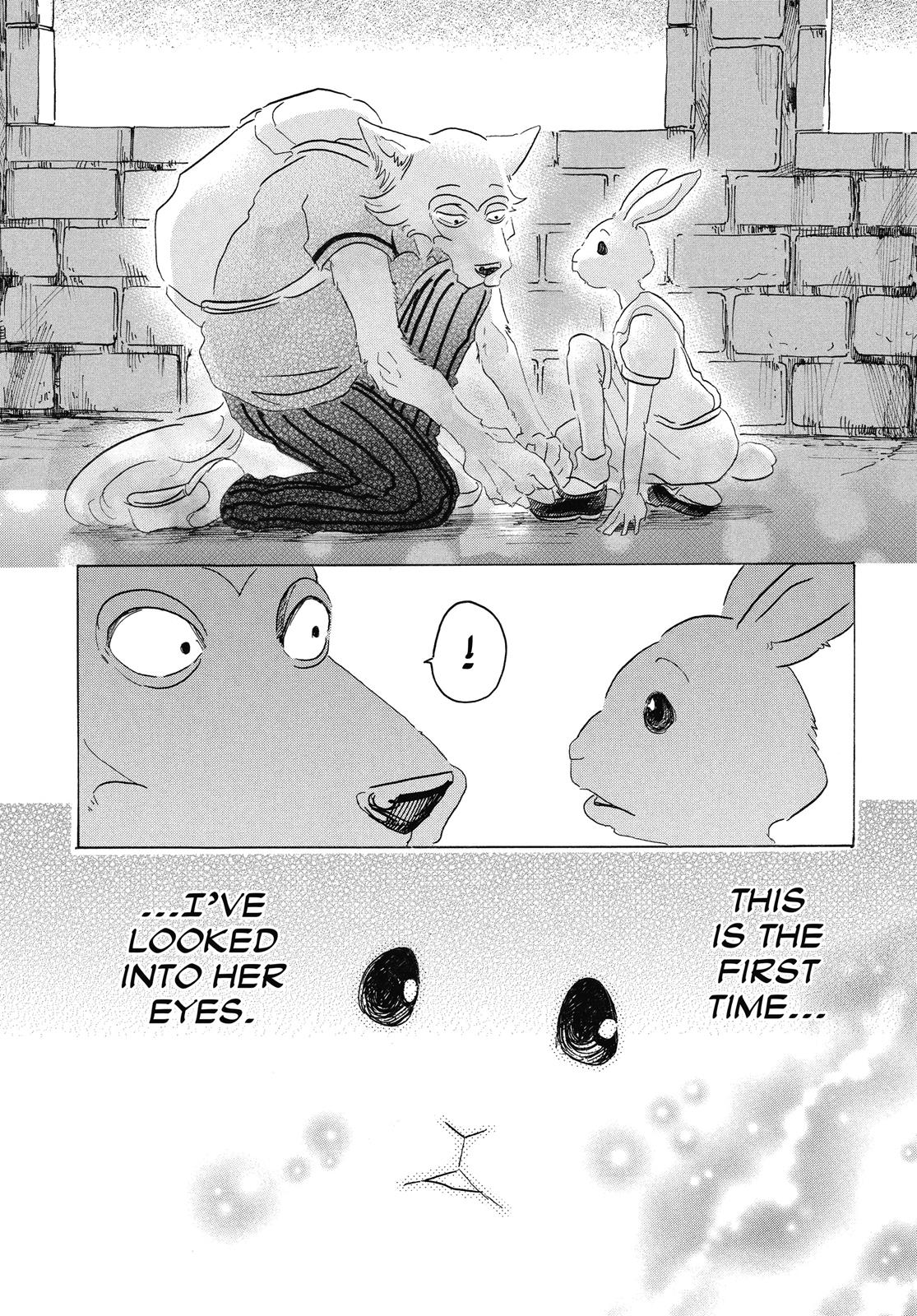 Beastars Manga, Chapter 19 image 017