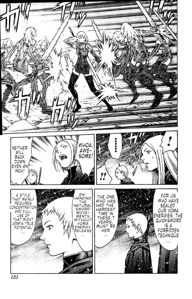 Claymore, Chapter 67 image 017