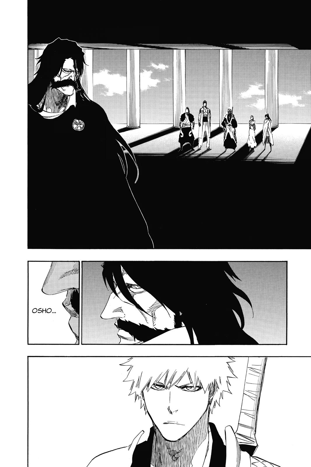 Bleach, Chapter 613 image 012