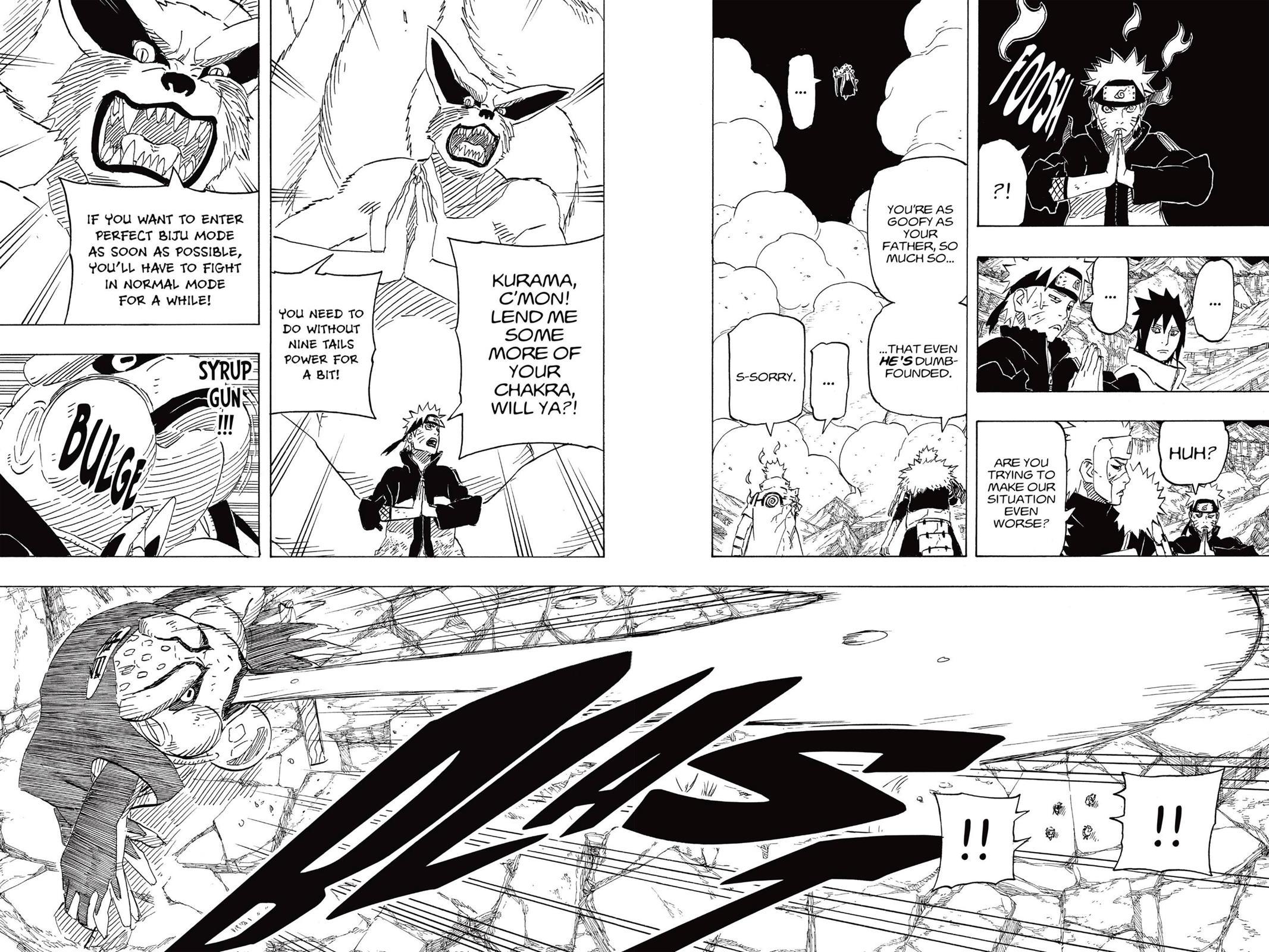 Naruto, Chapter 642 image 006