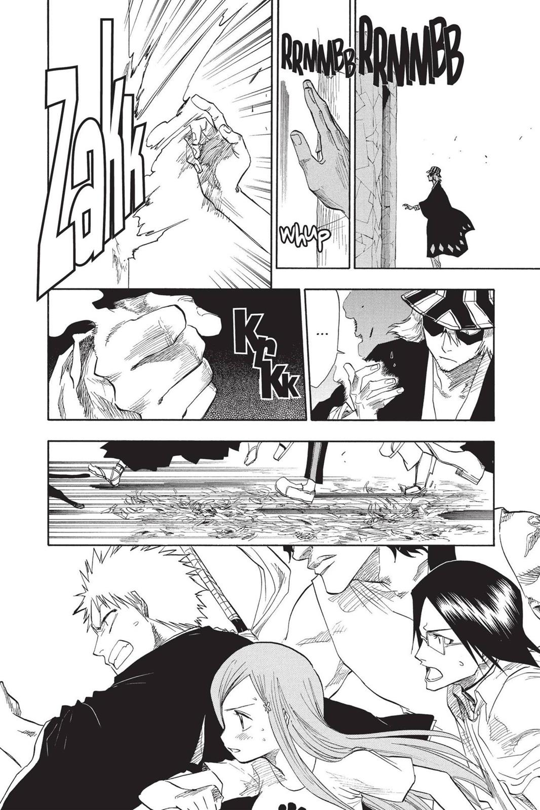 Bleach, Chapter 70 image 018