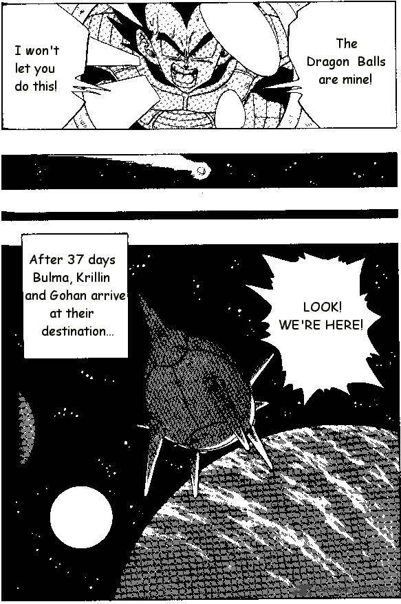 Dragon Ball, Chapter 246 image 014