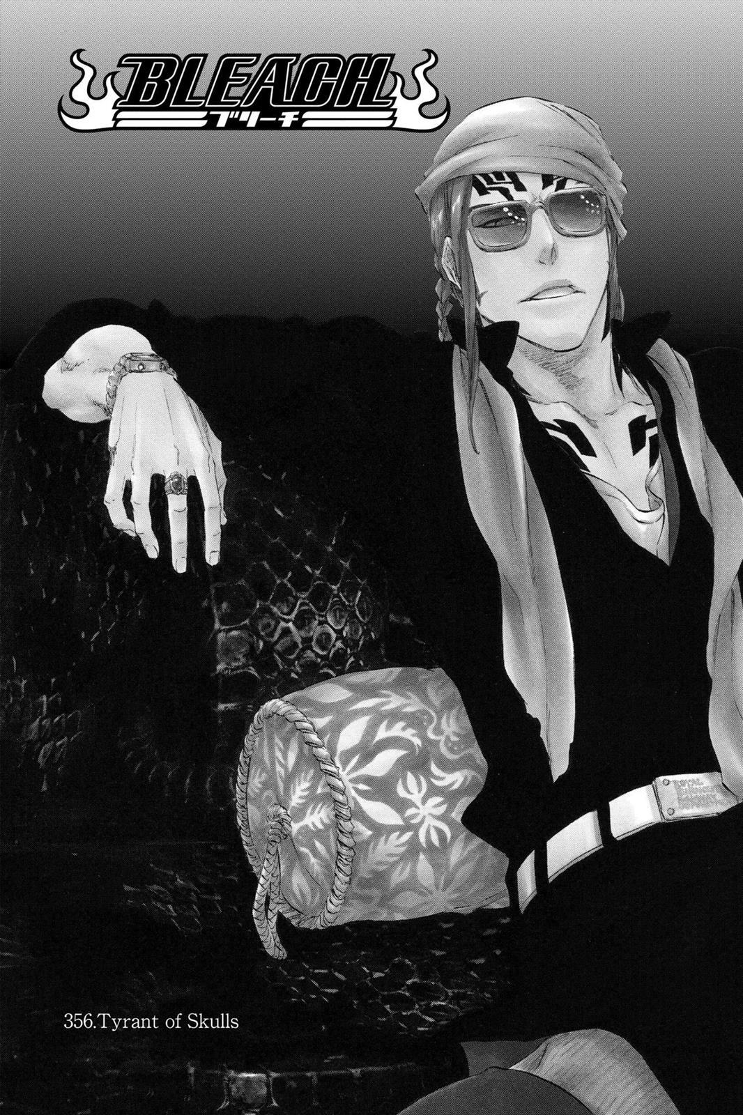 Bleach, Chapter 356 image 001