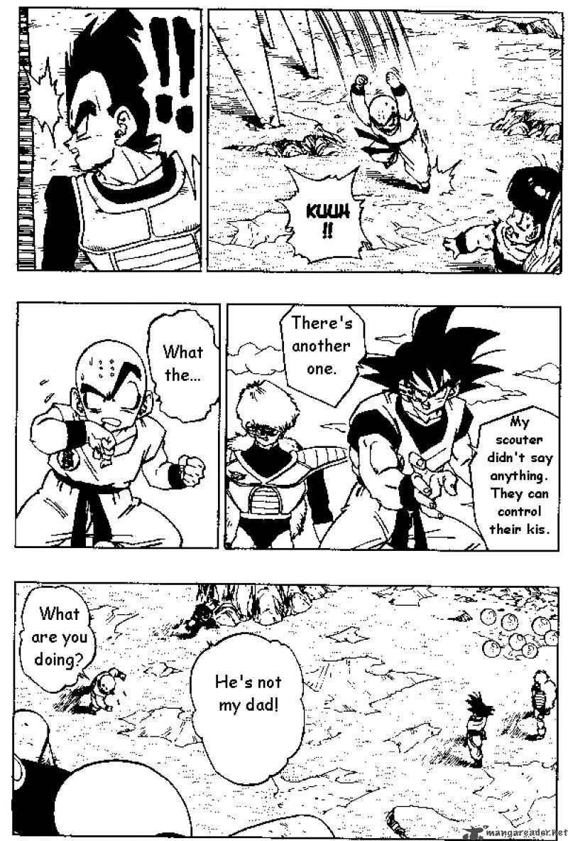 Dragon Ball, Chapter 288 image 005