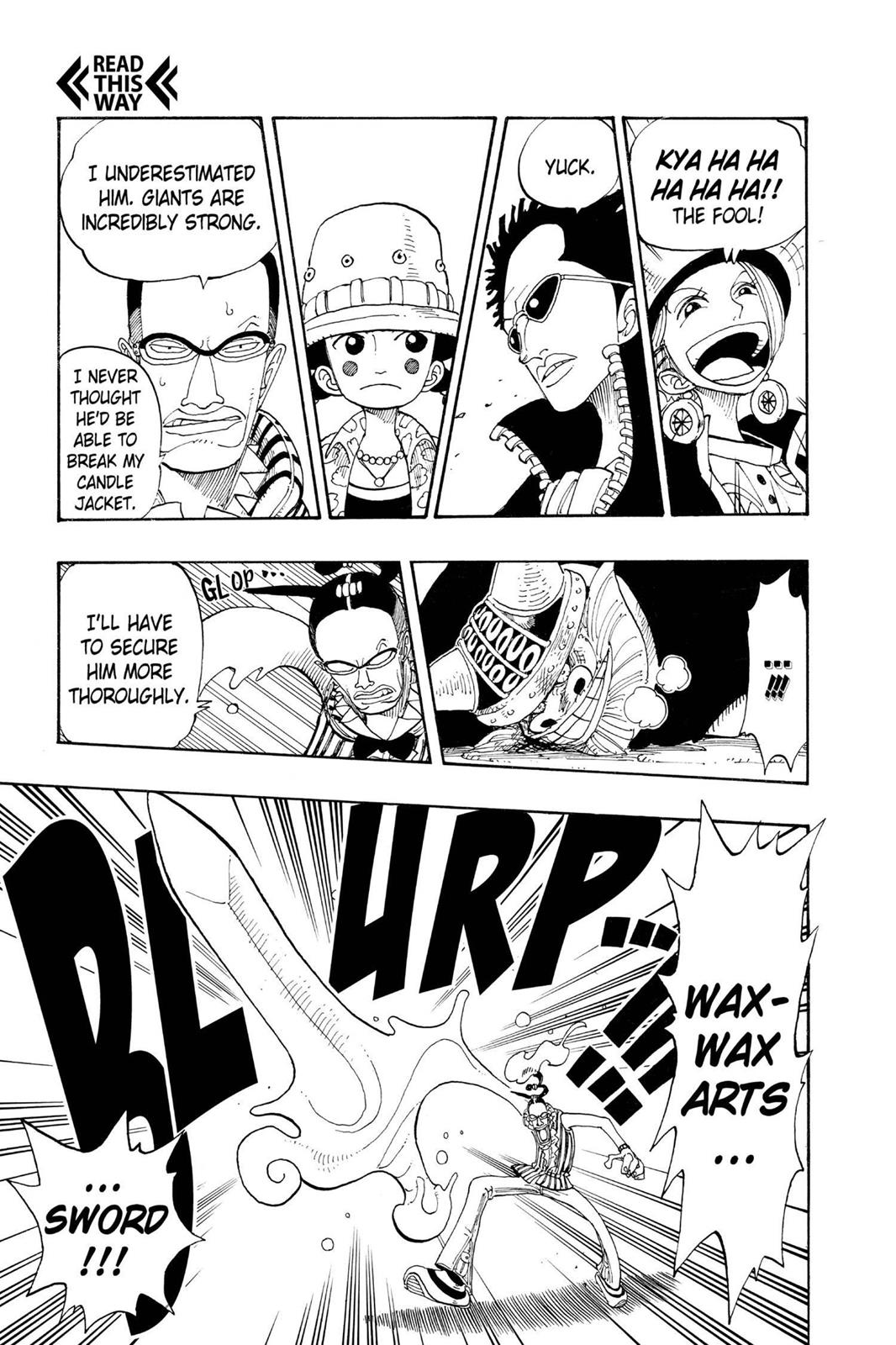 One Piece, Chapter 122 image 003