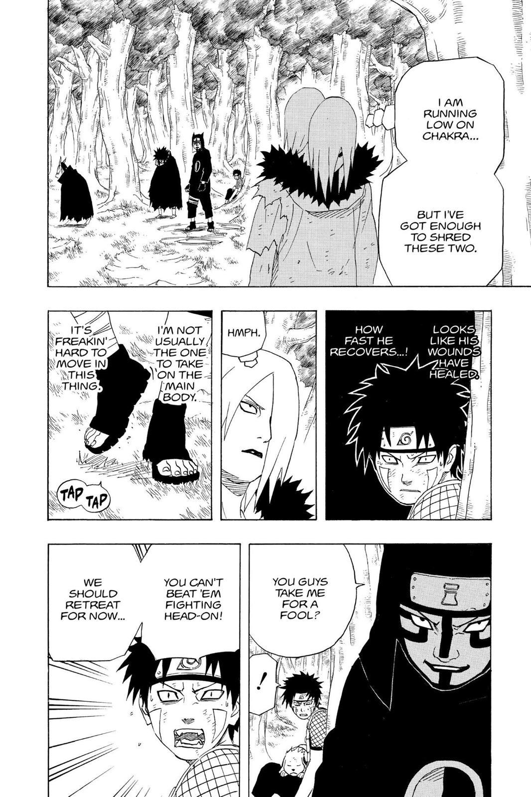 Naruto, Chapter 214 image 006