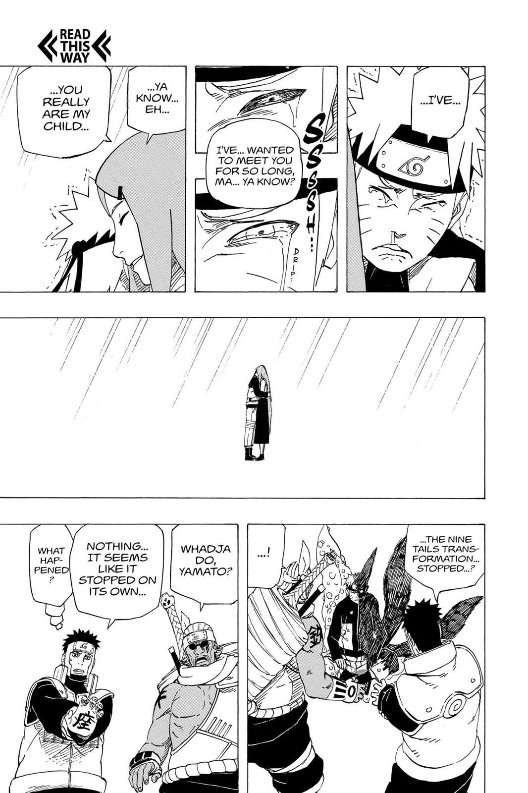 Naruto, Chapter 498 image 005
