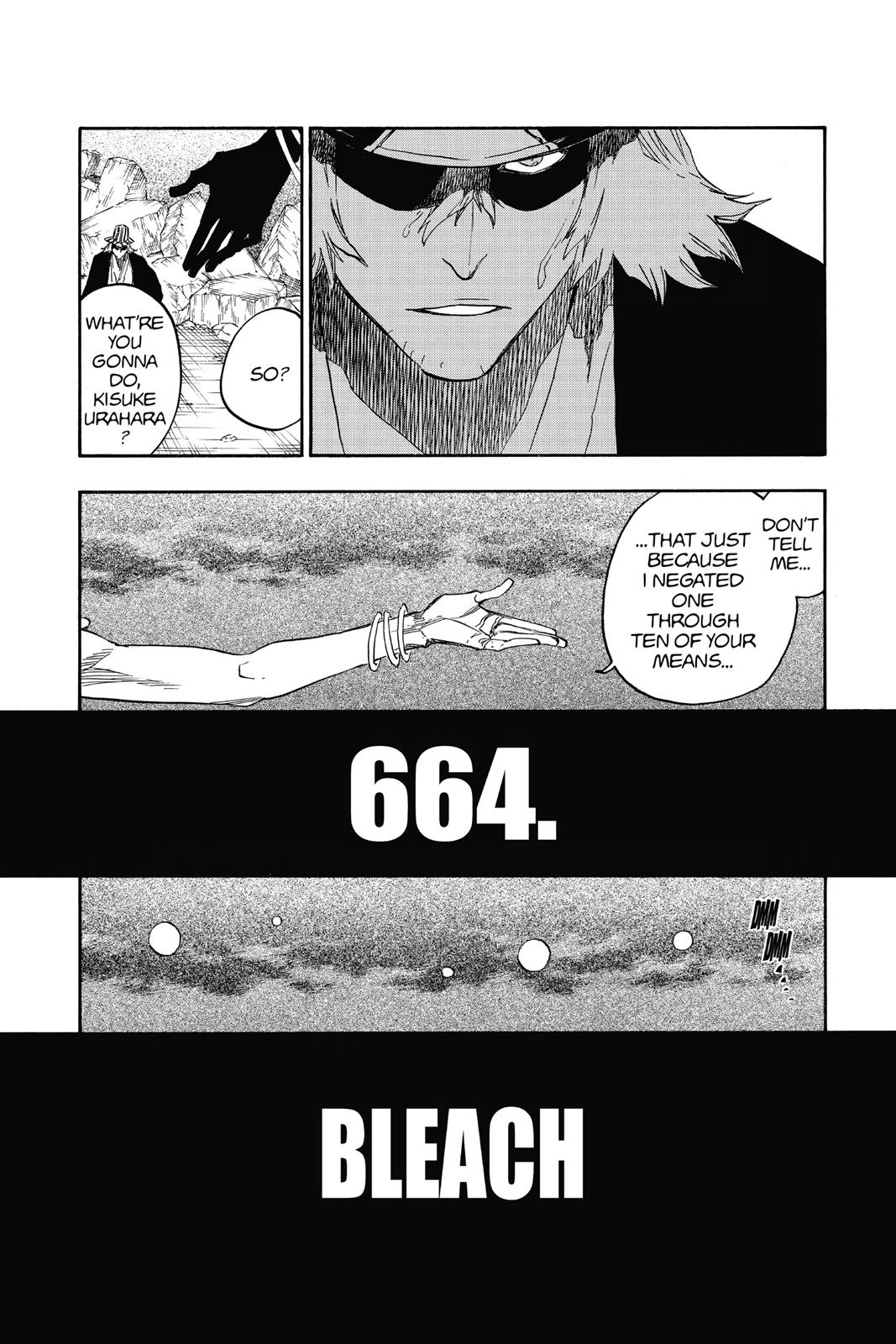 Bleach, Chapter 664 image 010