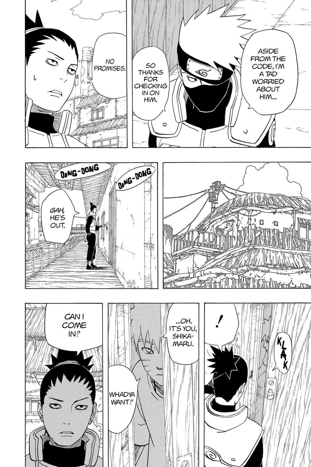 Naruto, Chapter 406 image 010